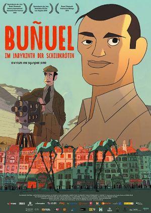 Buñuel im Labyrinth der Schildkröten, Buñuel en el laberinto de las tortugas (Kino) 2019