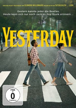 Yesterday (DVD) 2019