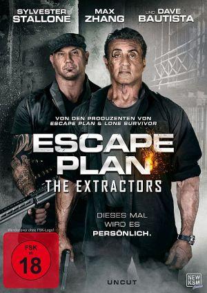 Escape Plan: The Extractors, Escape Plan: The Extractors (DVD) 2019