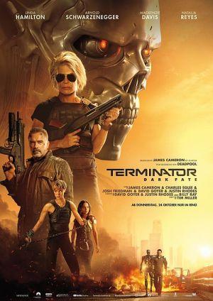 Terminator: Dark Fate, Untitled Terminator Reboot (Kino) 2019