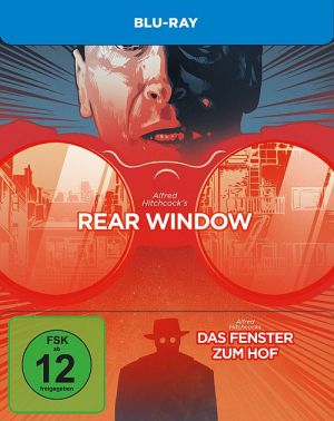 """Das Fenster zum Hof (""""Rear Window"""", 1954)"""