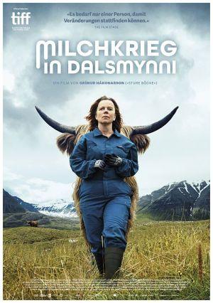Milchkrieg in Dalsmynni, The County (Kino) 2019