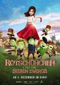 """Rotschühchen und die Sieben Zwerge (""""Red Shoes and the Seven Dwarfs"""", 2019)"""