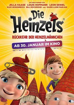 Die Heinzels - Rückkehr der Heinzelmännchen (2019)
