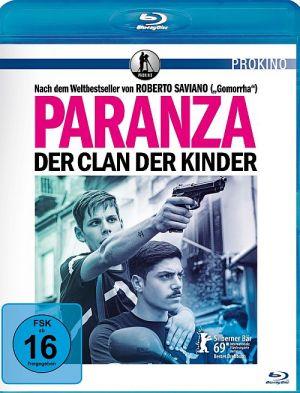 Paranza - Clan der Kinder, La paranza dei bambini (BD) 2019