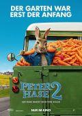 """Peter Hase 2 - Ein Hase macht sich vom Acker (""""Peter Rabbit 2"""", 2020)"""