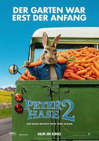 Peter Hase 2 - Ein Hase macht sich vom Acker, Peter Rabbit 2 (KinoTeaser) 2020