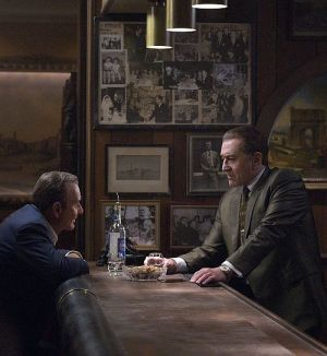 "Joe Pesci & Robert De Niro in ""The Irishman"" (2019)"