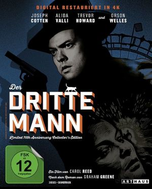 Der dritte Mann - 70th Anniversary Collector's Edition, The Third Man (BD) 1949