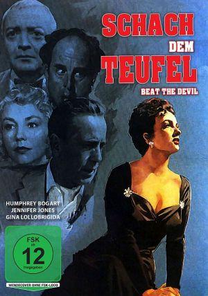 Schach dem Teufel, Beat the Devil (DVD) 1953