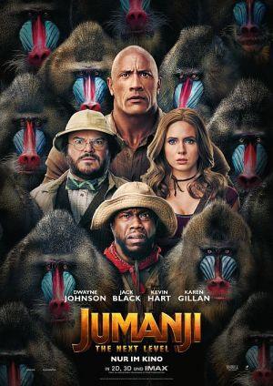 Jumanji - The Next Level, Jumanji 2 (KinoTeaser) 2019