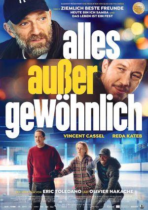 """Alles außer gewöhnlich (""""Hors normes"""", 2019)"""