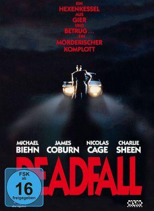 Deadfall (Mediabook Cover B) (MB, BD, DVD) 1993