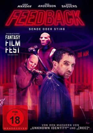 Feedback: Sende oder stirb! (DVD) 2019