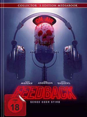 Feedback: Sende oder stirb! (limiterte Collector's Edition im Mediabook) (MB, BD, DVD) 2019