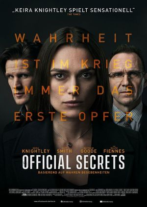 Official Secrets (2019)