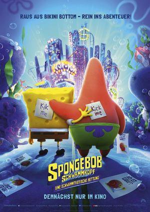 SpongeBob Schwammkopf: Eine schwammtastische Rettung (2020)