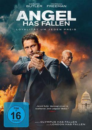 Angel Has Fallen (DVD) 2019
