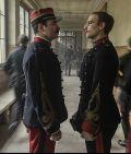 "Jean Dujardin & Louis Garrel in ""Intrige"" (""J'accuse"", 2019)"