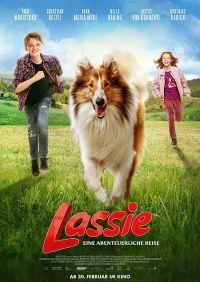 Lassie - Eine abenteuerliche Reise (Kino) 2020
