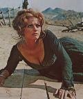 "Claudia Cardinale in ""Spiel mir das Lied vom Tod"" (""C'era una volta il West"", 1969)"