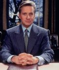 "Michael Douglas in ""Hallo, Mr. President"" (""The American President"", 1999)"