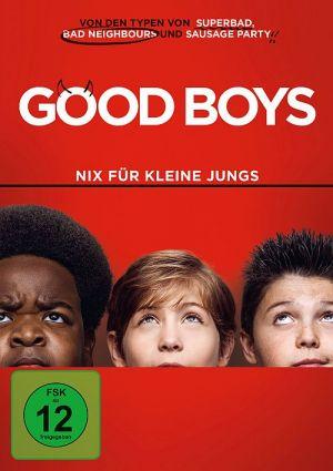 Good Boys (DVD) 2019