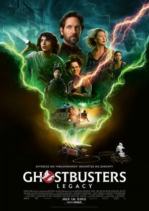 Ghostbusters: Legacy, Ghostbusters Afterlife (KinoTeaser) 2020