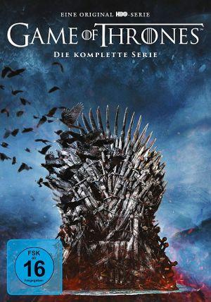 Game of Thrones - Die komplette achte Staffel