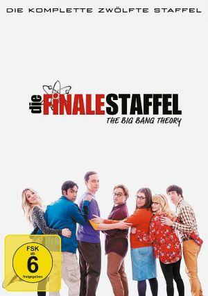 The Big Bang Theory - Die komplette zwölfte Staffel