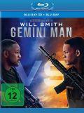 Gemini Man 3D (3D Blu-ray + 2D Blu-ray)