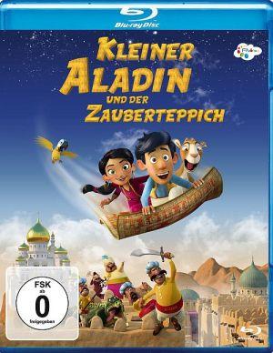 Kleiner Aladin und der Zauberteppich, Hodja fra Pjort (BD) 2018