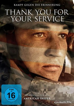 Thank You For Your Service (DVD) 2017
