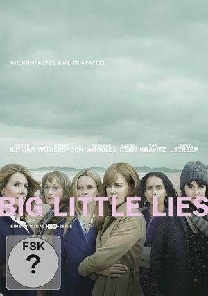 Big Little Lies - Die komplette zweite Staffel, Big Little Lies - Season 2 (DVD vörläufiges Cover) 2017