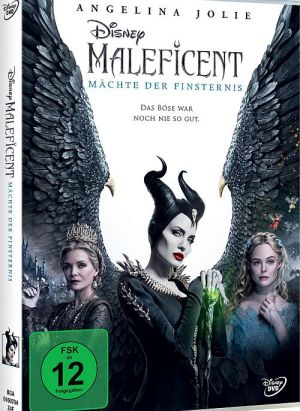 Maleficent Mächte der Finsternis, Maleficent Mistress of Evil (DVD) 2019