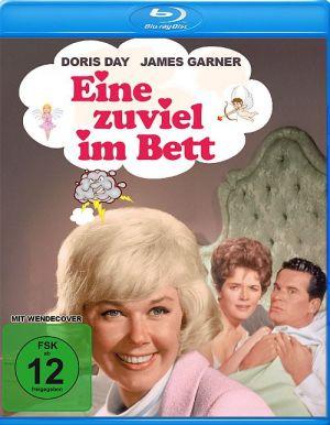 Eine zuviel im Bett, Move Over, Darling (BD) 1963