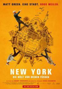 New York - Die Welt vor deinen Füßen, The World Before Your Feet (Kino) 2018