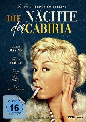 Die Nächte der Cabiria (Special Edition, Digital Remastered), Le Notti di Cabiria (DVD) 1957
