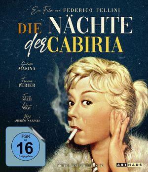 Die Nächte der Cabiria - Special Edition, Le Notti di Cabiria (BD) 1957