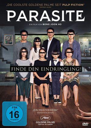Parasite, Gisaengchung (DVD) 2019