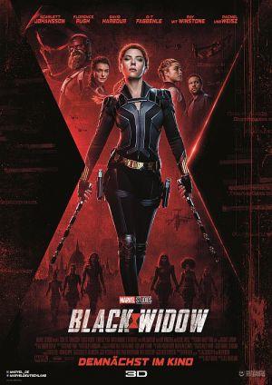 Black Widow (KinoTeaser 2) 2020