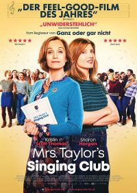 """Mrs. Taylor's Singing Club (""""Military Wives"""", 2019)"""