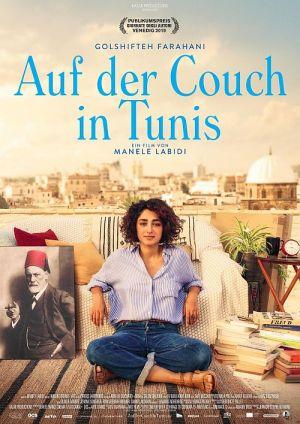 Auf der Couch in Tunis, Arab Blues, Un Divan à Tunis (Kino) 2019