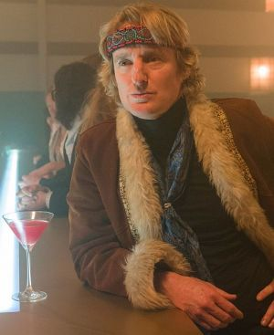 """Owen Wilson in """"Lost in London"""" (2017)"""