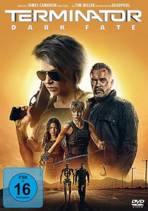 Terminator: Dark Fate, Untitled Terminator Reboot (DVD) 2019