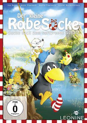 Der kleine Rabe Socke - Suche nach dem verlorenen Schatz, Der kleine Rabe Socke 3 - Suche nach dem verlorenen Schatz (DVD) 2019