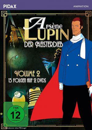 Arsène Lupin - Der Meisterdieb - Volume 2 (DVD) 1971