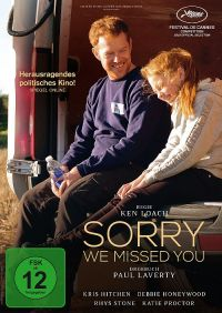 Sorry We Missed You (DVD) 2019