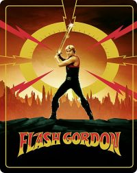 Flash Gordon - Limited Steelbook Edition (4K Ultra HD + Blu-ray) (UBD, BD) 1980