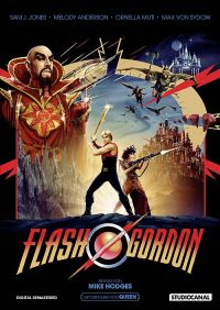 Flash Gordon - Digital Remastered (DVD) 1980